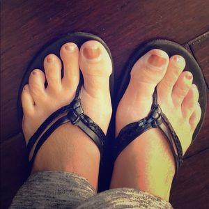 NY & Co. sandals